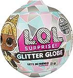 LOL Surprise 561606E7C Poupées Glitter Globe, 8 Surprises, One Random