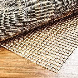 Lumaland Teppichunterlage Antirutschmatte rutschfeste Unterlage Teppich Stopper Antirutschpad 60 x 100cm