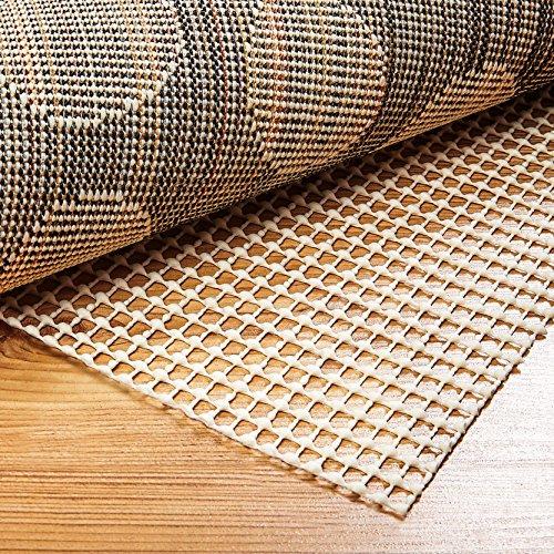 Lumaland Teppichunterlage Antirutschmatte rutschfeste Unterlage Teppich Stopper Antirutschpad 80x200cm