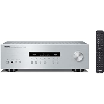 yamaha rs 202d stereo receiver dab silber. Black Bedroom Furniture Sets. Home Design Ideas