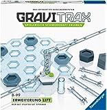 Ravensburger GraviTrax Erweiterung Lift - Ideales Zubehör für spektakuläre Kugelbahnen, Konstruktionsspielzeug für…