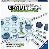 Ravensburger GraviTrax rozszerzenie Lift – idealne akcesorium do spektakularnych torów kulowych, zabawka konstrukcyjna dla dz