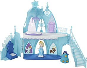 Disney Little Kingdom Elsas Frozen Castle