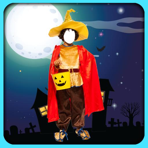 Halloween-Foto-Herausgeber