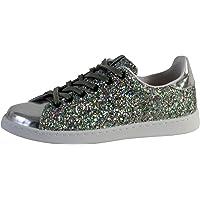 Victoria 112558-WOMEN Sneaker Tennis Glitter Basses Femme