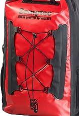 Semptec Urban Survival Technology Dry Bag: Wasserdichter Trekking-Rucksack aus LKW-Plane, 40 Liter, IPX6 (Kurierrucksack)