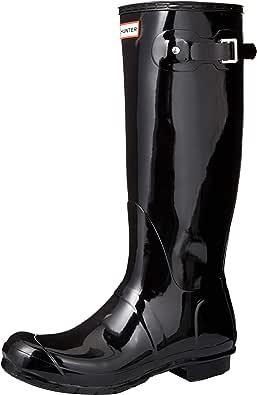 Hunter Boots Original Adjustable - Bottes De Pluie Neige Chaussures Unisexe Bottes Femmes