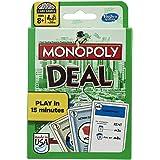 Hasbro Monopoly-E3113103 Deal, juego de cartas, multicolor, E3113103 , color/modelo surtido: Amazon.es: Juguetes y juegos