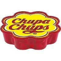Chupa Chups Margherita, Confezione Speciale, Box Regalo con 60 Mini Lollipop Gusti Assortiti Frutta e Cola, Idea Regalo…