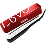 Steampod 3.0 | Edition Limitée Love | Lisseur Vapeur Professionnel 2-en-1 : Lissage & Wavy | Technologie Vapeur | Vanity Love