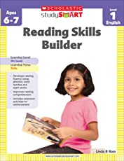 Reading Skills Builder (Level - 1) (Scholastic Studysmart)