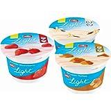 Muller Light Fat Free Yogurts Mixed Case B - 12x100g