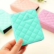 Shopizone Mini 36 Pockets Album for Instax Mini 8/9/9+ Accessory Travel Diary to Store Memories - Green