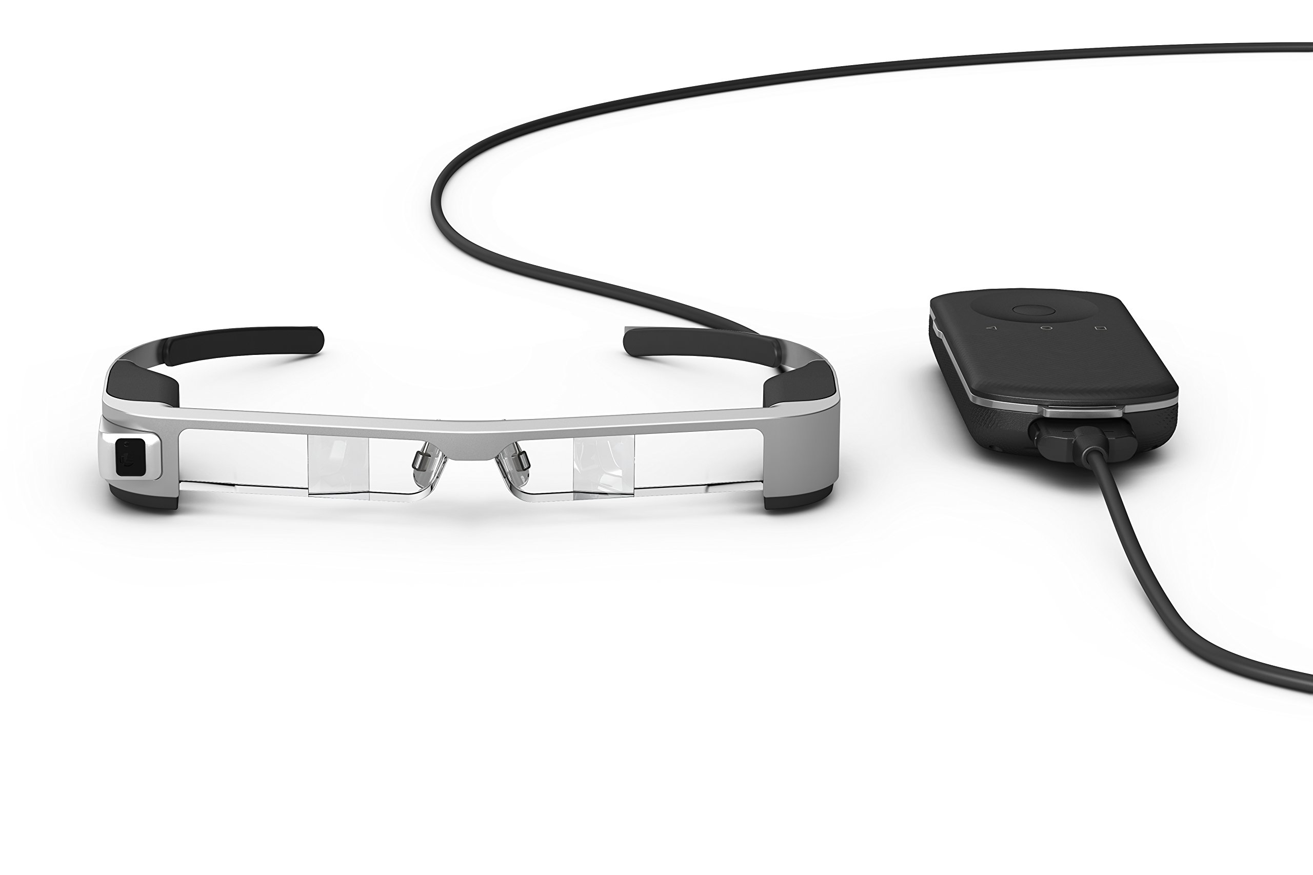 71kSt636%2BVL - Epson Moverio BT-300 - Augmented Reality Glasses with an OLED Display