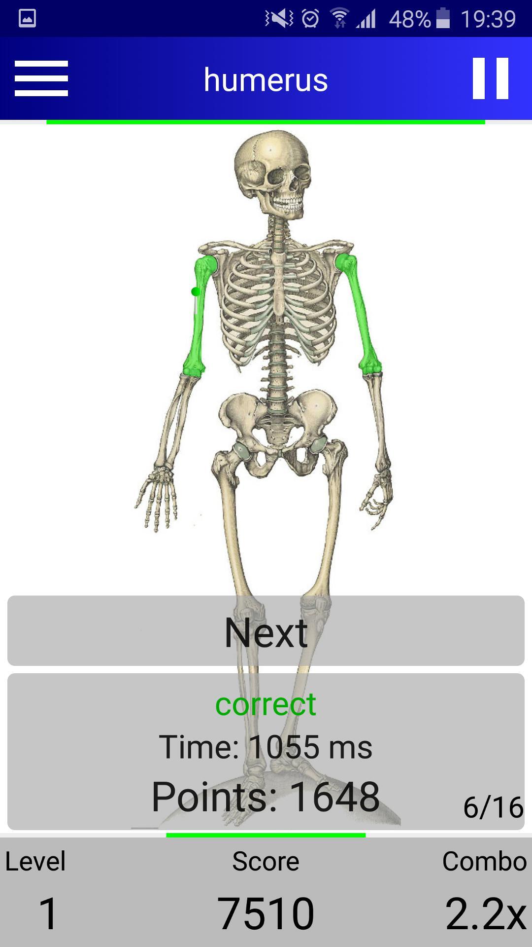 Anatomy Quiz: Amazon.de: Apps für Android