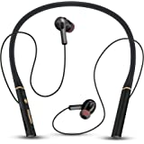 UBON CL-5300 Wireless Neckband Earphone in-Ear Earbuds Bluetooth Headphone with Mic Hi-fi Bass Stereo Sound for Sports…