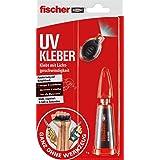 Fischer 545866 Volledig zonder gereedschap secondelijm, transparant