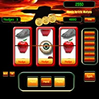 3D Zombie Vegas Slots - Unlimited Spins