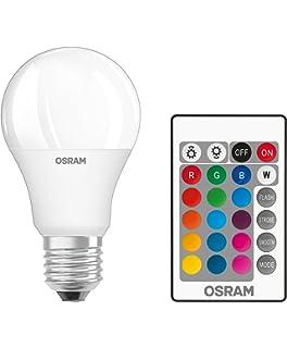 Wireless Dimmer Set E27 LED Lampe | Dimmschalter