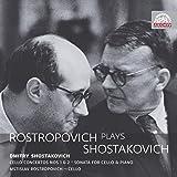 Rostroprovich Interpreta Shostakovich