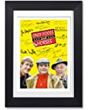 Only Fools and Horses Cast Signed Autograph A4 Poster Photo Print Photograph Artwork Wall Art Picture TV Show Series…