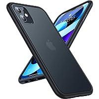 TORRAS Stoßfest Hülle für iPhone 11 Hülle Echter Militärischer Schutz Case Matt Anti-Kratzen Hard PC Back und Soft…