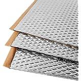 Noico 2 mm 1,7 m² zelfklevende anti-rammel trillingsdempende mat, auto akoestisch isolatie (lawaaireductie en geluiddemping v