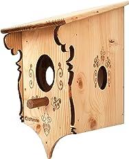 Craftman Bird House Vintage Wooden