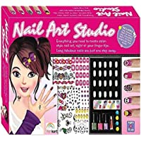Shrines Nail Art Studio Salon Kit For Girls