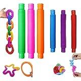 10 X 42cm Animal Groan Tube Slide Up Down For Sound Party Bag Toys HL272