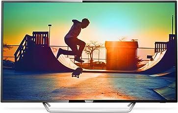 Philips 65PUS6162/12 164cm (65 Zoll) LED (4K Ultra HD, Triple Tuner, Smart Fernseher)