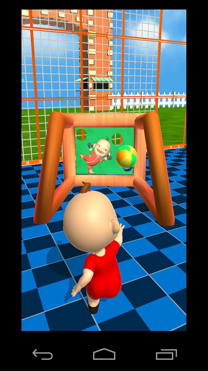 Zoom IMG-3 baby babsy playground fun 2
