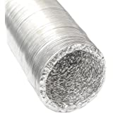 STERR 5 m Tuyau flexible en aluminium isol/é de conduit 150 mm IAL150/_5