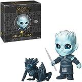 Funko - 5 Star: Game of Thrones S10 - Night King Figura Coleccionable, Multicolor (37776)