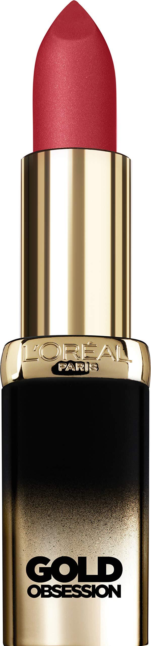 L'Óreal Paris Color Riche, Barra De Labios, Gold Obsession 44 – 1 Barra De Labios
