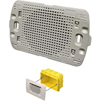 Diffusore audio sonoro da incasso per scatola cassetta 503 a parete altoparlante bianco placca living light incluso…