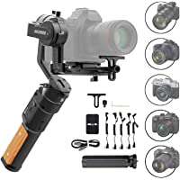 FeiyuTech AK2000C Stabilizzatore Palmare A 3 Assi Gimbal Per Fotocamere DSLR Mirrorless Come Sony A9 / A7, Canon EOS R…