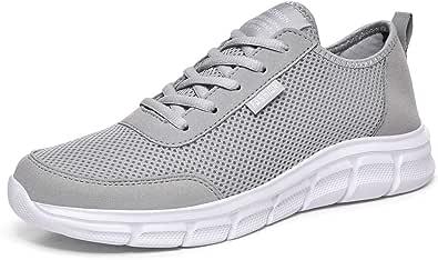BaiMoJia Scarpe da Ginnastica Uomo Sneakers Corsa Basse Outdoor Confortevoli Traspirante
