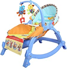 The Flyers Bay New-Born to Toddler Portable Rocker