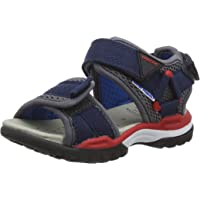 Geox Boy's J Borealis C Open Toe Sandals Child