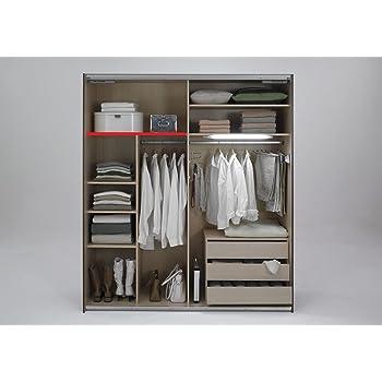 Germanica Bedroom Furniture AccessoriesExtra Wardrobe Shelves 2x90cm 2 90