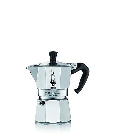 Espressokocher  Bialetti Moka Express 2 Tassen Espressokocher: Amazon.de: Küche ...