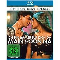 Ich bin immer für dich da – Main Hoon Na (Shah Rukh Khan Classics) [Blu-ray]