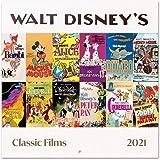 Grupo Erik CP21018 Calendario 2021 da Muro Disney Classics Films, calendario 2021 disney, calendario bambini, 16 mesi, 30x30