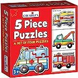 Creative Educational Aids P. Ltd. - CRE0770 Puzzles (5 Piece)
