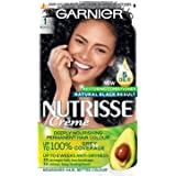 Garnier Nutrisse Hair Colouring Cream 1 Liquorice/Black