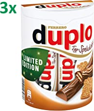 duplo Spekulatius 3x10 Riegel (3x182g Packung)