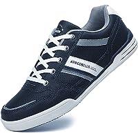 TARELO Sneakers Uomo Scarpe da Ginnastica Sportive Eleganti Casual Running Indoor Outdoor Taglia 41-46