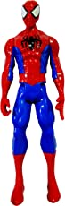 KITI KITS HEER Spiderman Action Figure, 12-inch (Red and Blue)