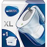 BRITA Carafe filtrante Style XL grise - 1 filtre MAXTRA+ inclus